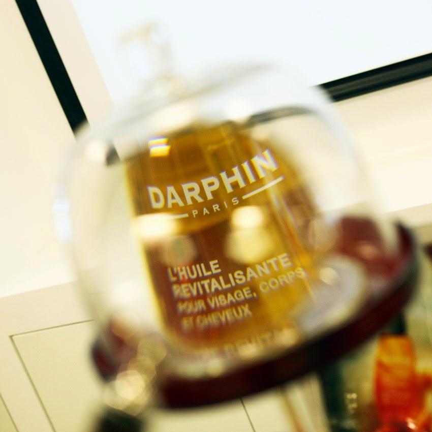 Darphin восстанавливающее масло для лица тела и волос отзывы