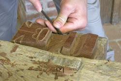 Ateliers Sculpture bois