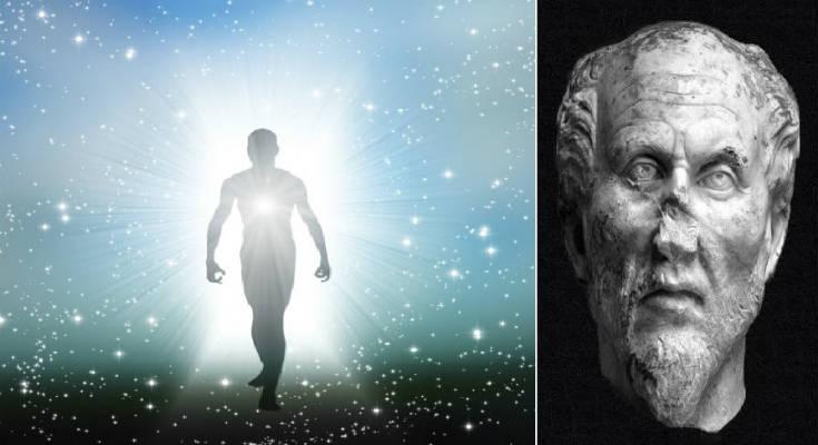 Η ψυχή σύμφωνα με τον Πλωτίνο,σύμφωνα με τον Πλάτωνα οι επιλογές των ψυχών γίνονται σύμφωνα με τις προηγούμενες ζωές τους