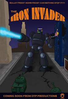 Iron Invader (2011) Subtitulada