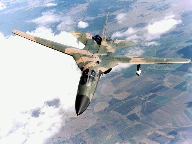 """Jet Airlines: F-111 """"Aardvark"""""""