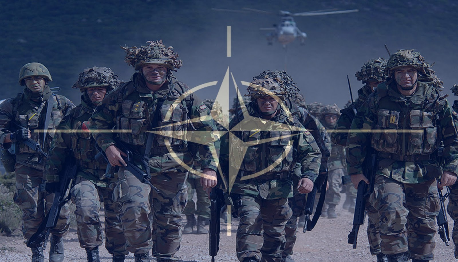 Otan descarta intervenção militar na Síria ou em outro país árabe