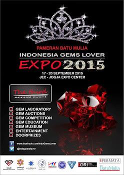Pameran Batu Mulia IGLO EXPO 2015, JOGJA