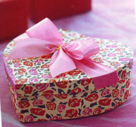 Wrapping unique diy valentines gift ideas unique and do it yourself diy valentines gift box wrapped solutioingenieria Image collections
