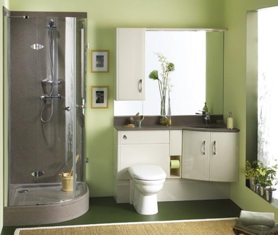 arredamenti moderni: bagni moderni piccoli, idee per sfruttare lo ... - Piccoli Bagni Moderni