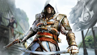 Assassin's Creed 4 Black Flag New Game HD Wallpaper
