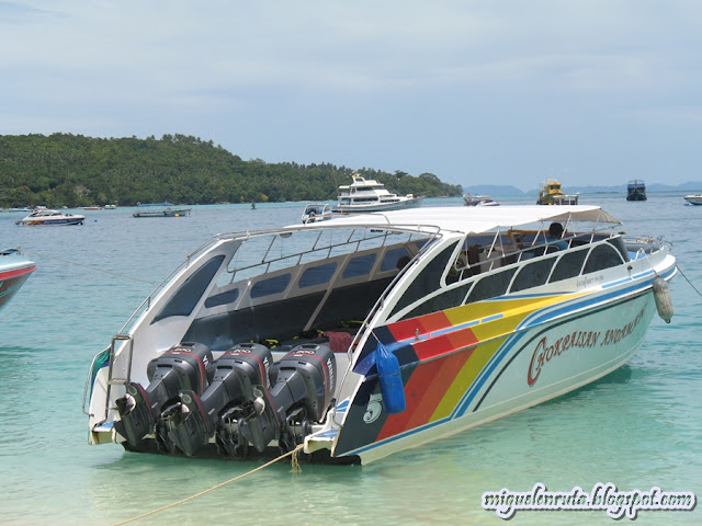Thailand Express Boat