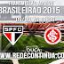 SÃO PAULO x INTERNACIONAL - BRASILEIRÃO - 05/09 - 18h30