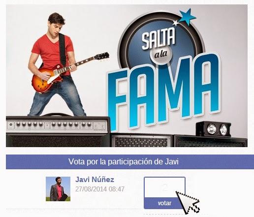 Vota a Javi Núñez