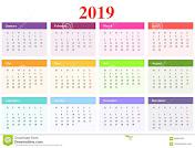 CALENDARIO GARE 2019
