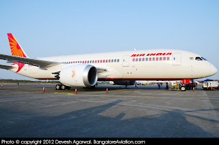 Air India Boeing 787 Dreamliner LN35 VT-ANH