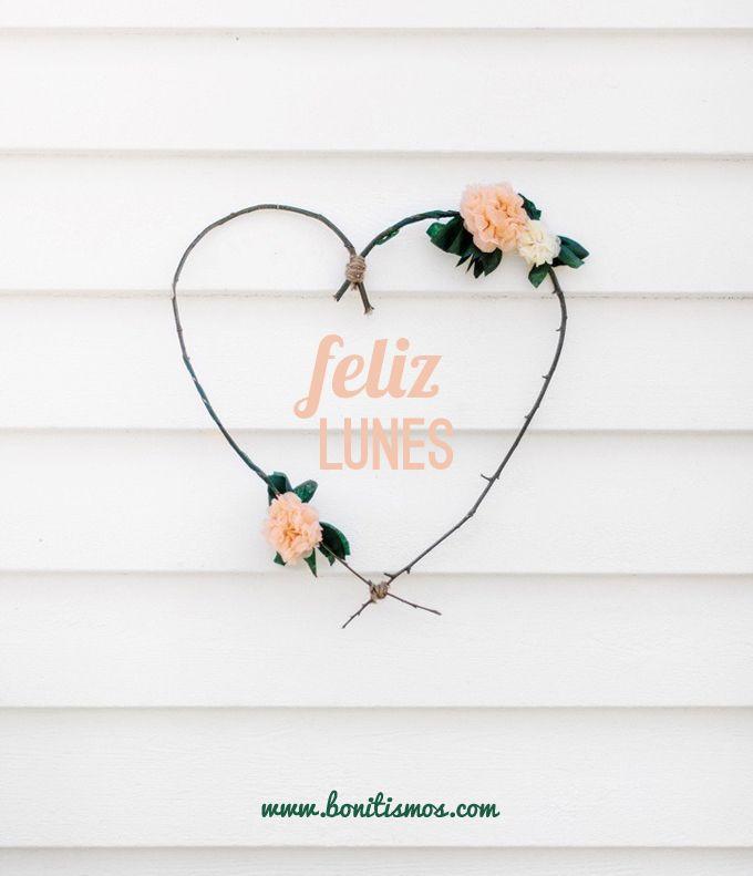 positivismo feliz lunes flores