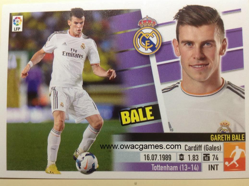 Liga ESTE 2013-14 Real Madid - Últimos Fichajes 60 - Bale