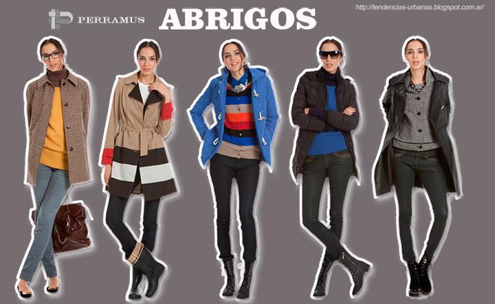 Abrigos invierno 2013 Argentina