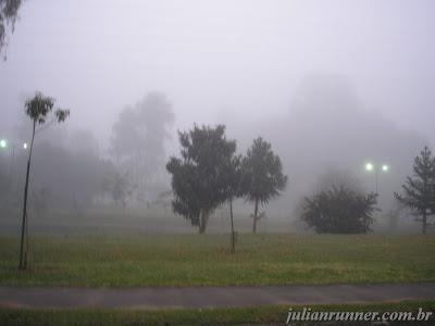 Neblina Parque Tingui