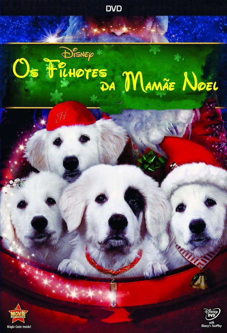 Os Filhotes da Mamãe Noel – Dublado (2012)