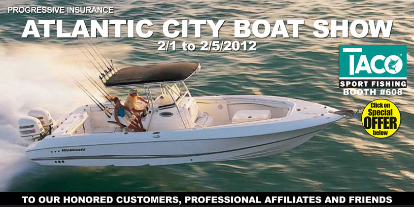 Atlantic city boat show discount coupons