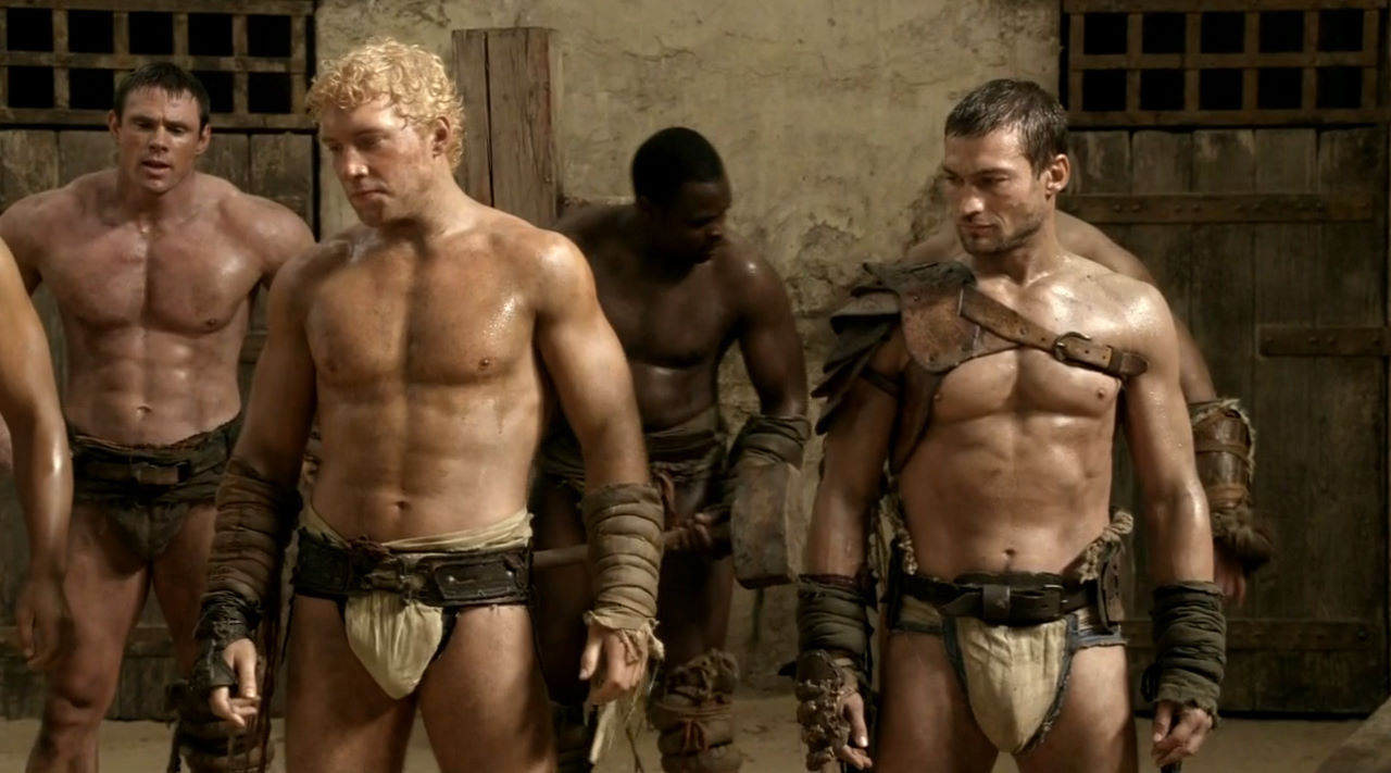 The Regular Guy Review: Spartacus is dead. RIP Andy Whitfield