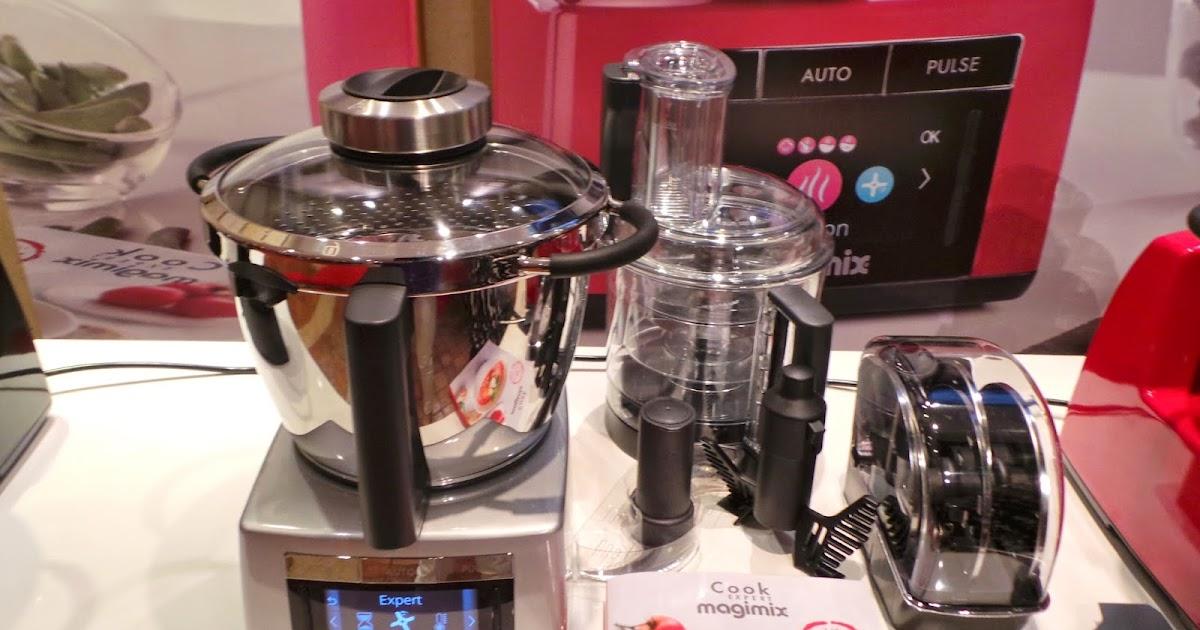 My culinary curriculum le nouveau robot cuiseur multifonction cook expert pa - Nouveau robot cuiseur ...