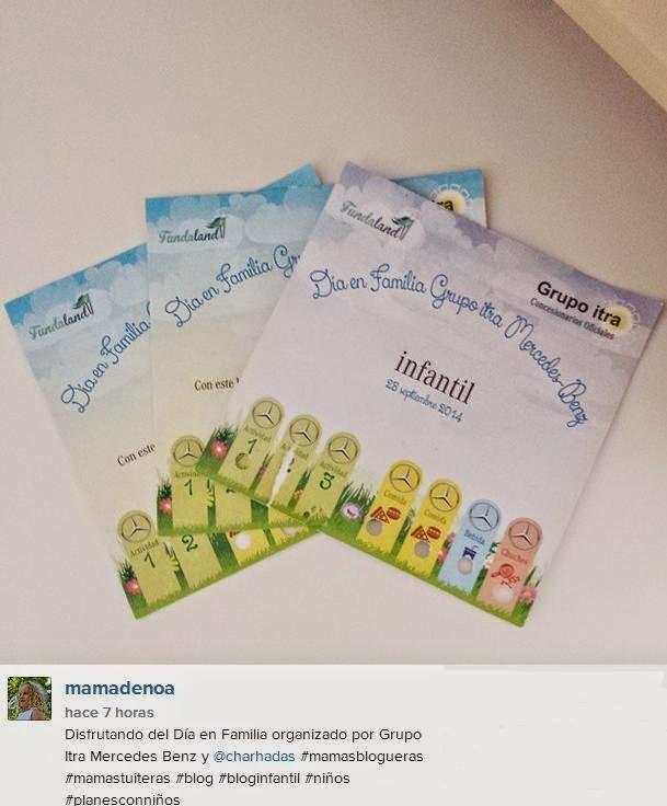 dia en familia grupo itra mercedes benz blog infantil mama de noa fundaland