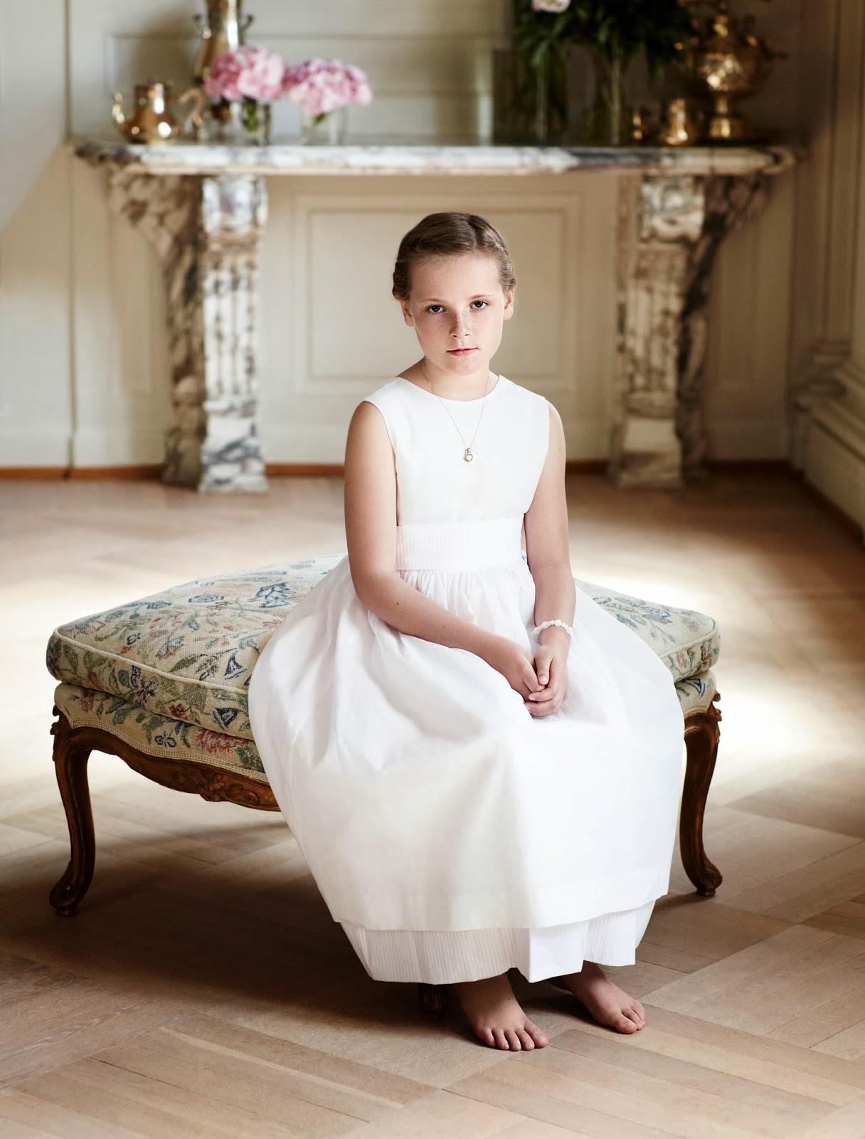 Dag trygsland hoelseth princess ingrid alexandra of for Ingrid house