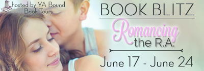 {Excerpt+Giveaway} Romancing the R.A. by Ashleyn Drake