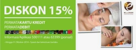 Promo Health & Beauty | Spa & Reflexology, Salon & Beauty Clinic terbaru di ELLAIZA SALON & SPA [ Berlaku 08 Apr 2014 s/d 31 Oct 2014 ]