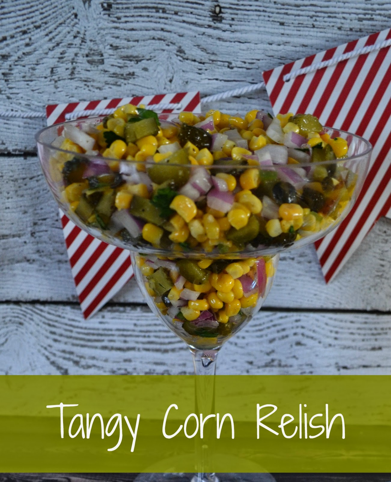 Tangy Corn Relish Recipe