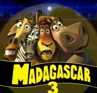 Madagascar 3 Movie 2012