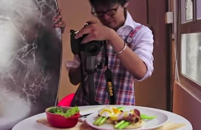 fotografer makanan