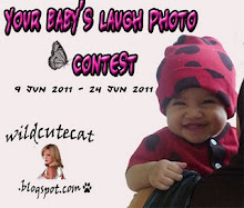 Your Baby's Laugh Photo Contest (Due : 24 Jun 2011)