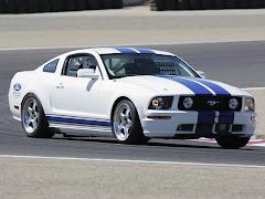 05 MustangRaceCar Wallpaper 343966