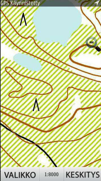 viru  yökerho saariselkä ladut web