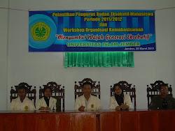 PELANTIKAN BEM 2011/2012