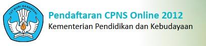 Lowongan CPNS Dosen 2012