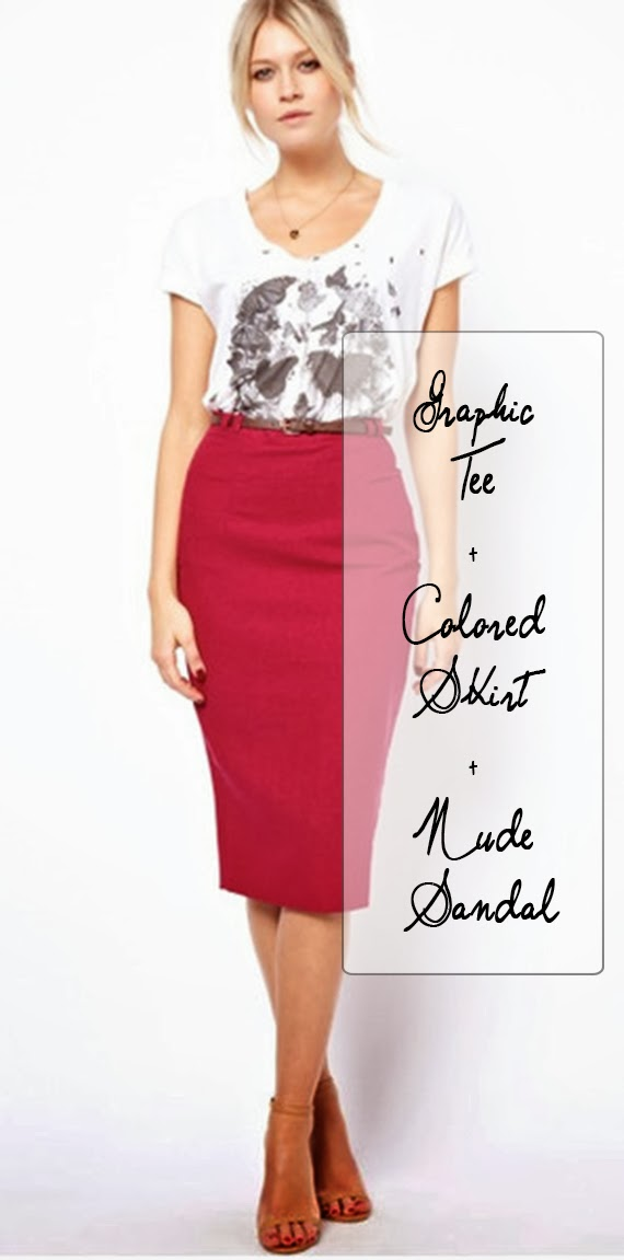 harlem home how to wear it midi pencil skirt