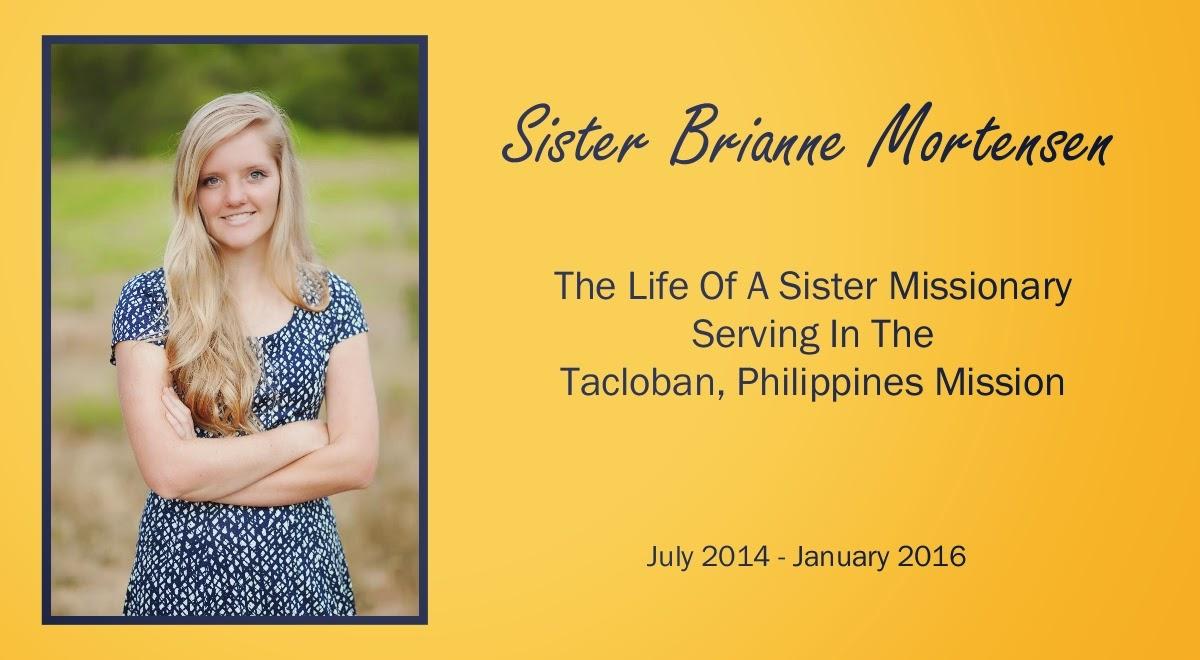 Sister Brianne Mortensen