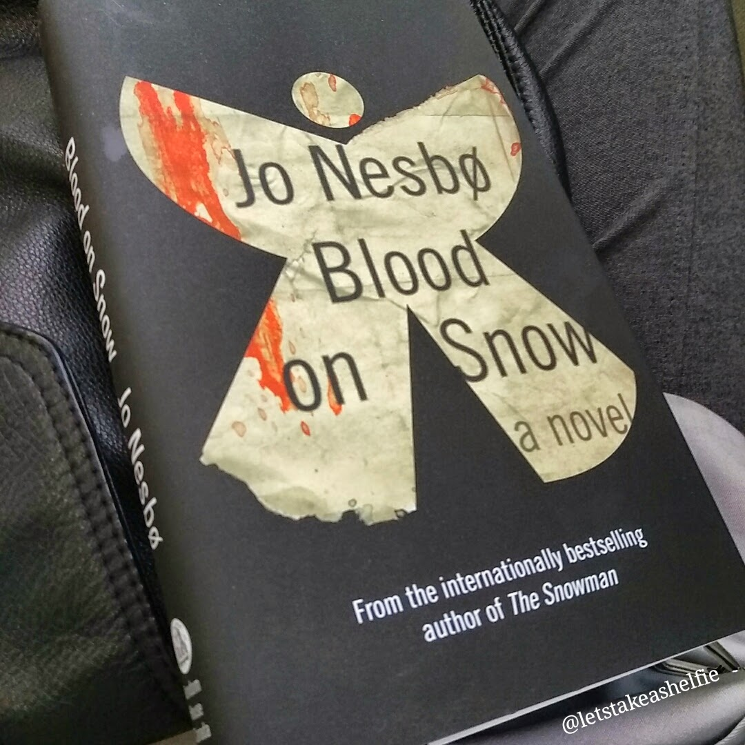 Blood On Snow By Jo Nesb�