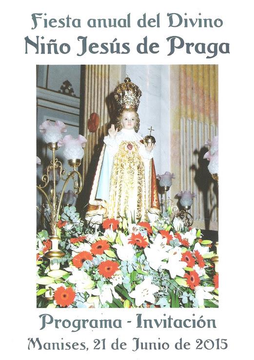 21.06.15 FESTA AL NIÑO JESÚS DE PRAGA