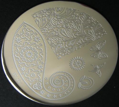 Stamping plate BP-22