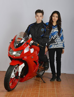 Foto Steven William dan Natasha Wilona on Anak Jalanan