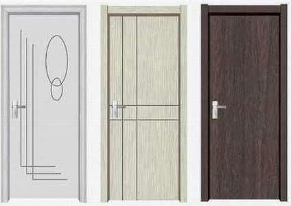 Model Pintu Rumah Minimalis 9
