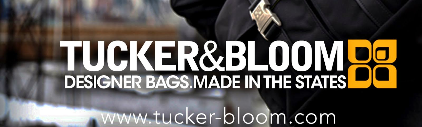 Tucker and Bloom Bags