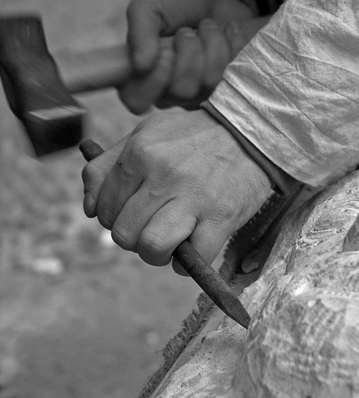 El Picador de piedra