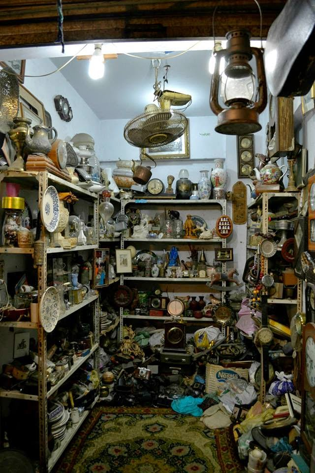 antique shops in karachi