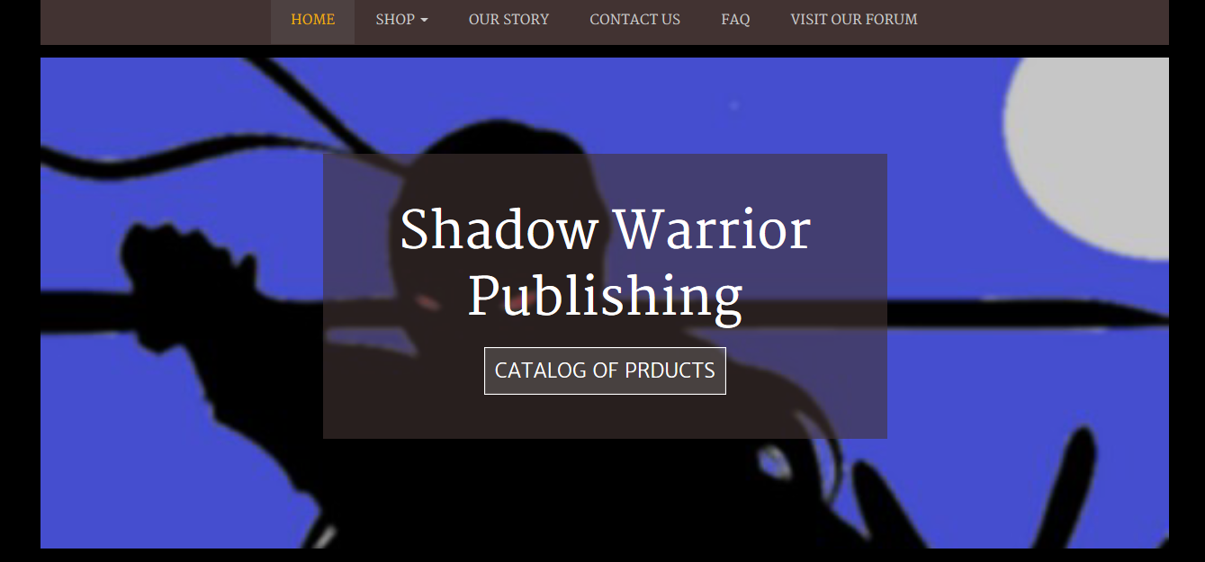 http://shadowwarriorpress.com/