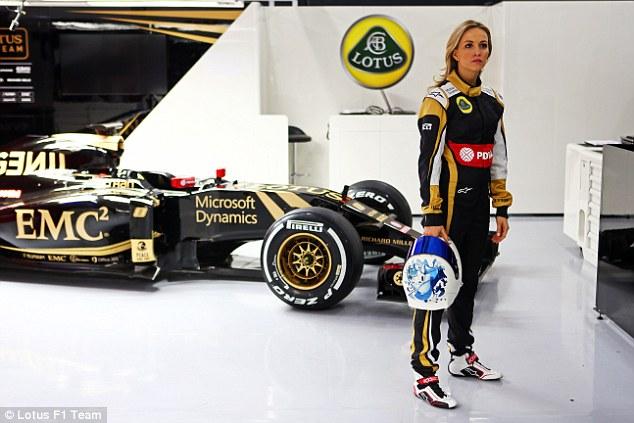 Female Formula 1 Drivers