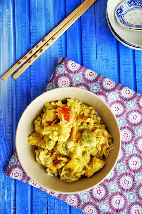 Hähnchen Curry einfach selber kochen