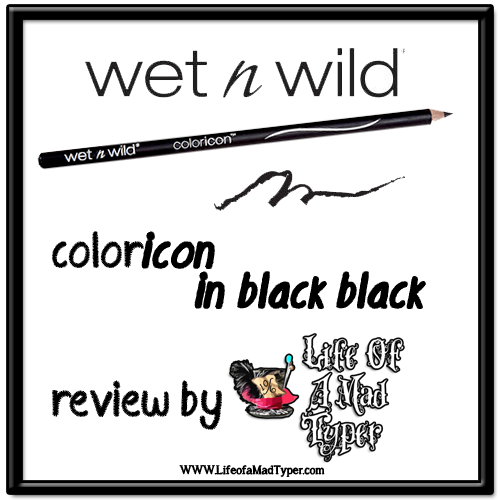Wet n Wild ColorIcon Eyeliner Review