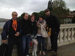 Torino, maggio 2012: tempo incerto, bei tempi